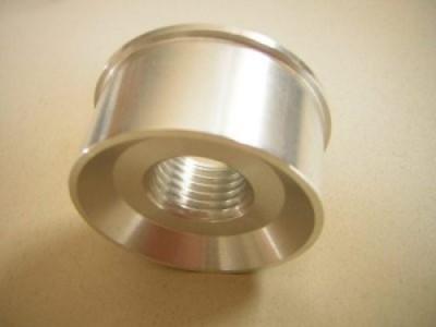 Adaptador a Dremel de 43mm para fresadora CNC