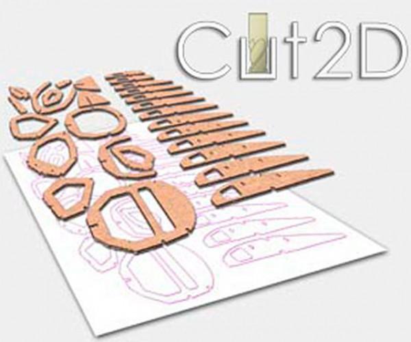 Cut2d Logo