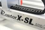 Vista detalle fresadora RaptorX SL