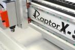 Vista detalle motor de la fresadora RaptorX SL