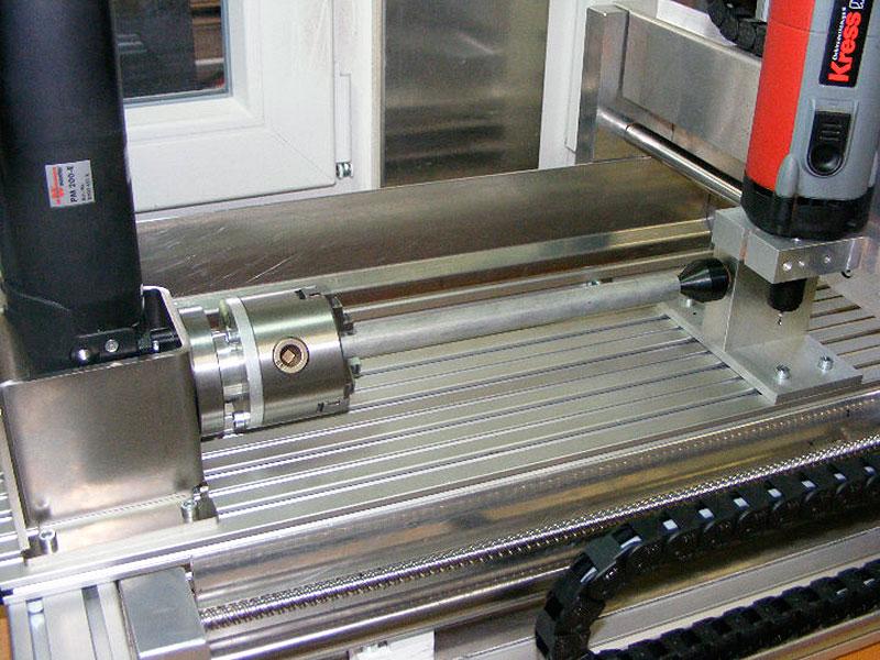 Accesorios - Fresadoras CNC