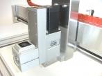 Módulo corte tangencial y oscilante Instalado en fresadora de control numérico