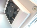 Ventilador módulo mecanizado tangencial y oscilante para maquina de fresado CNC